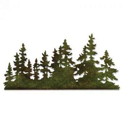 Thinlits Die, Tree Line