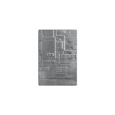 3D Texture Fades Embossing Folder - Foundry