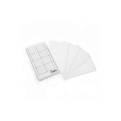 """Sheets, Sticky Grid (2 1/2"""" x 4 1/2"""" - 5pk)"""