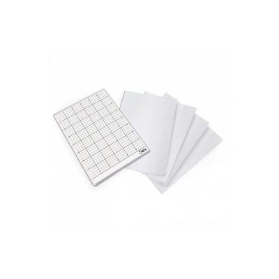 """Sheets, Sticky Grid (6"""" x 8 1/2"""" - 5pk)"""