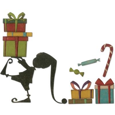 Thinlits Die Set, Santa's Helper (11pk)