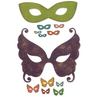 Thinlits Die Set, Masquerade (12pk)