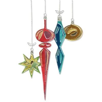 Thinlits Die Set, Hanging Ornaments (17pk)