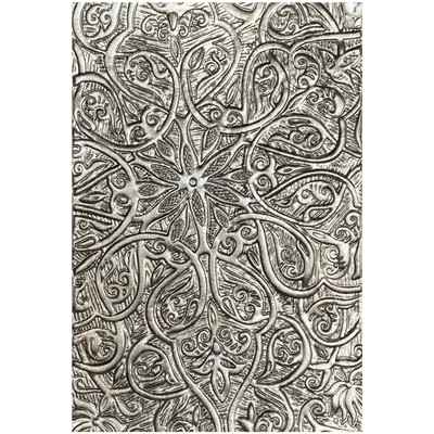 3D Texture Fades Embossing Folder - Engraved