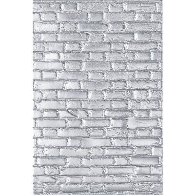 3D Textured Impressions Emb. Folder - Brickwork