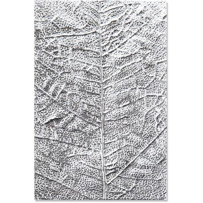 3D Textured Impressions Emb. Folder - Leaf Veins
