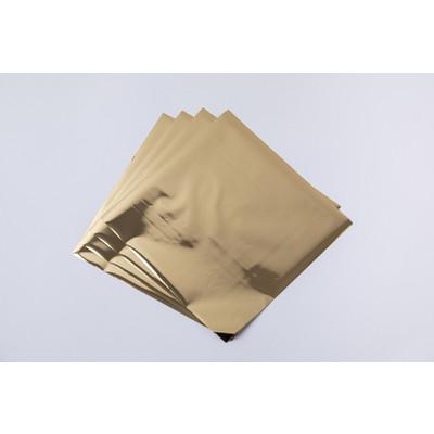 Effectz Decorative Foil Sheets, Gold (10 Sheets)