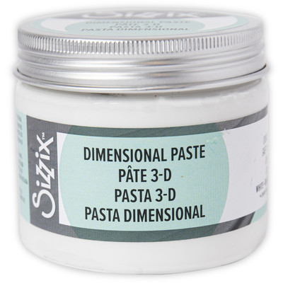 Effectz Dimensional Paste, White (150ml)