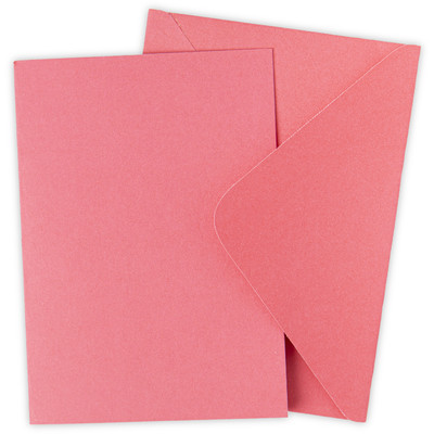 Surfacez Card & Envelope Pack, A6 - Primrose (10pk)