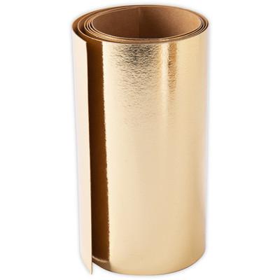 """Surfacez Texture Roll, 6"""" x 48"""" - Gold"""