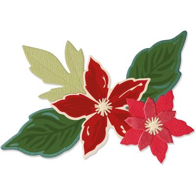 Framelits Die Set w/Stamps, Seasonal Flowers