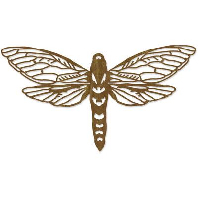 Thinlits Die Set, Perspective Moth (2pk)