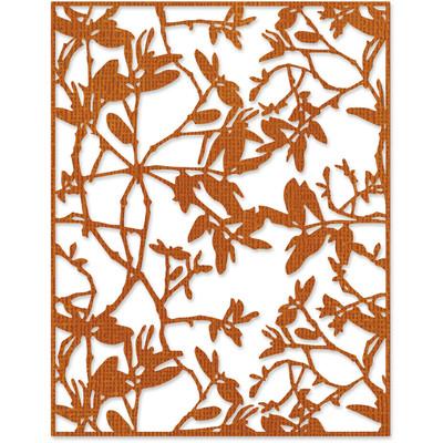 Thinlits Die, Leafy Twigs