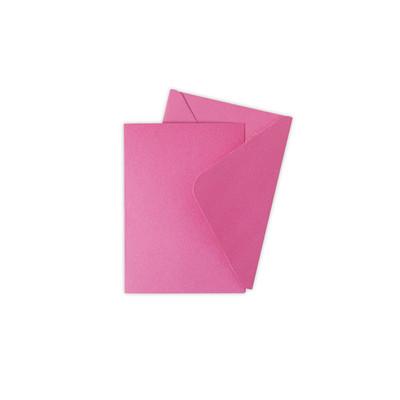 Surfacez Card & Envelope Pack, A6 - Pink Fizz (10pk)