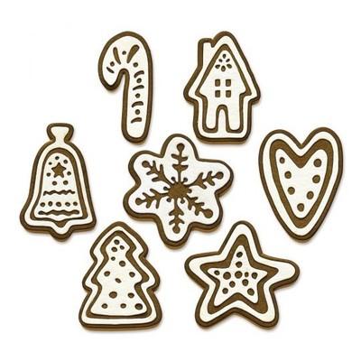 Thinlits Die Set, Christmas Cookies (14pk)