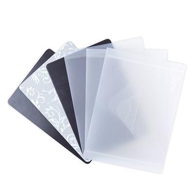 "Printed Magnetic Sheets, 6 1/2"" x 4 3/8"" w/Env (3pk)"