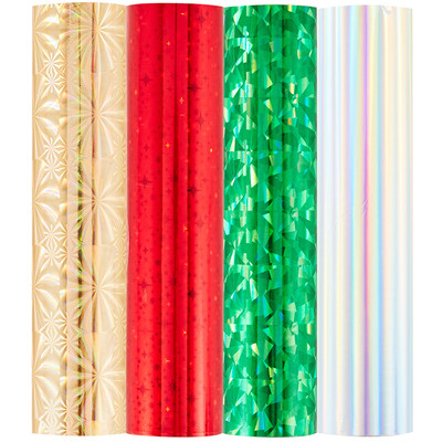 Glimmer Foil Variety Pack, Shimmering Holiday