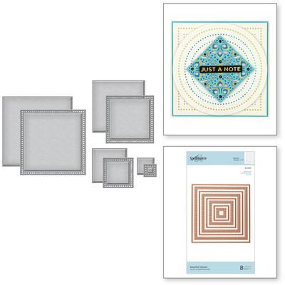 Die, Essential Squares