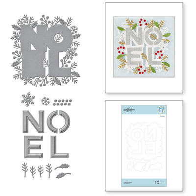 Die, Sparkling Christmas - Festive Noel
