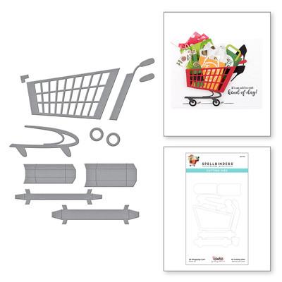 Die, Add to Cart - 3D Shopping Cart