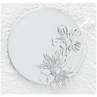 8.5X11 Color Essentials Cardstock, Mirror Silver