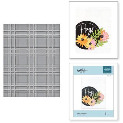 Embossing Folder, Plaid Company