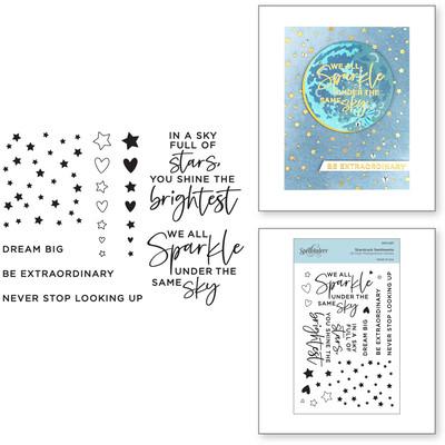 Clear Stamp, Starstruck Sentiments