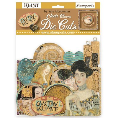 Clear Die Cuts, Klimt