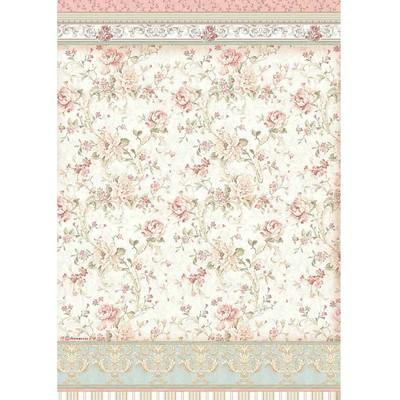 A3 Rice Paper, Princess - Roses