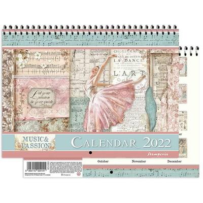 Calendar 2022, Passion