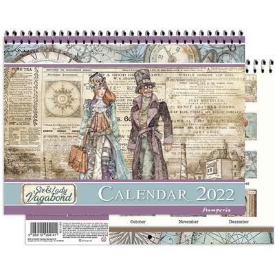 Calendar 2022, Sir & Lady Vagabond