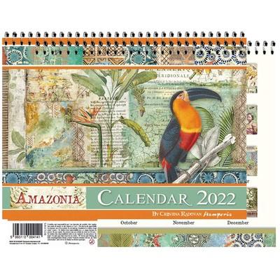 Calendar 2022, Amazonia