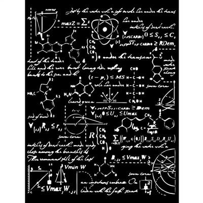 Thick Stencil, Alchemy - Formulas