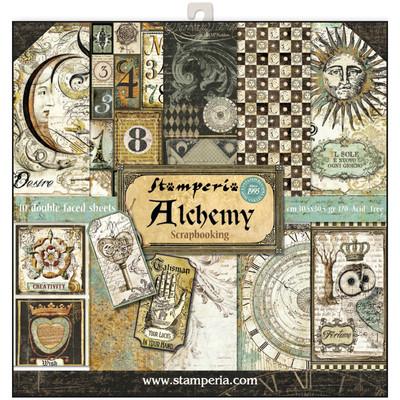 "30X30cm (12""X12"") Paper Pack, Alchemy"