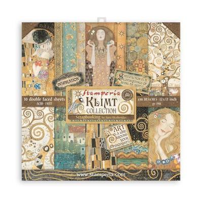 """30X30cm (12""""X12"""") Paper Pack, Klimt"""