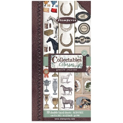 Collectables, Romantic Horses