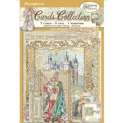 Cards Collection, Sleeping Beauty