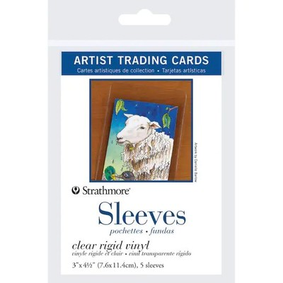 """Artist Trading Cards Sleeves, 3"""" x 4.5"""""""