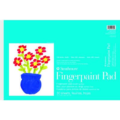 """100 Series Fingerpaint Pad, 12"""" x 18"""""""