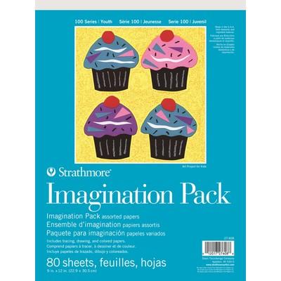 "100 Series Imagination Pack, 9"" x 12"""
