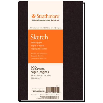 """400 Series Hardbound Sketch Journal, 5.5"""" x 8.5"""""""