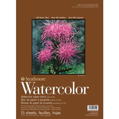 """400 Series Watercolor Block, 11"""" x 15"""""""