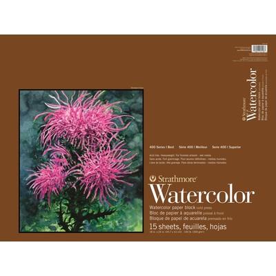"""400 Series Watercolor Block, 18"""" x 24"""""""