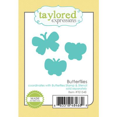 Die, Butterflies