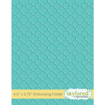 Folder, Quatrefoil