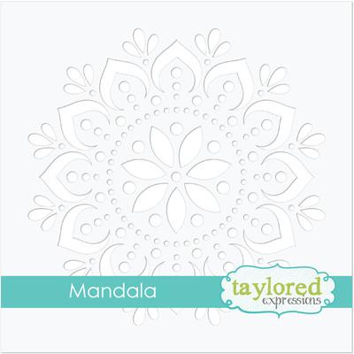Stencil, Mandala