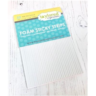 Foam Sticky Strips