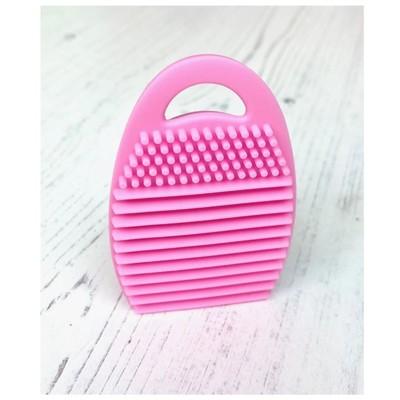 Blender Brush Cleaning Tool, Pink