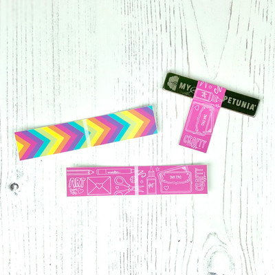 Pick Up Stickers, 2 (Pink)