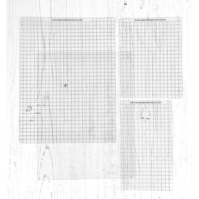 MISTI Clear Alignment Panels